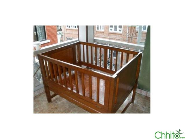 Baby Care wooden case