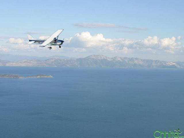 EASA Private Pilot Training and Time Building in Greece