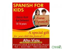 Learn Spanish @ ALTA-VISTA