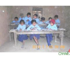 Provide furniture for a school in Nepal