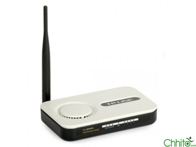 TP-Link 150 Mbps DSL Wireless Router