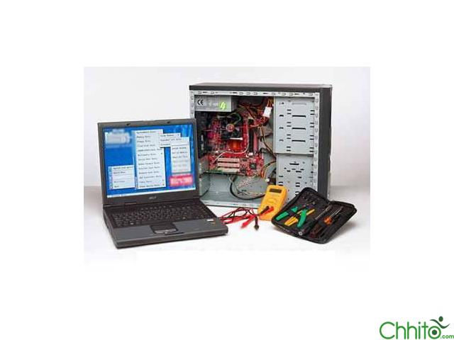 PC and Laptop complete service