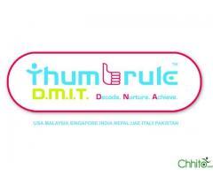 Thumbrule Multiple Intelligence Test