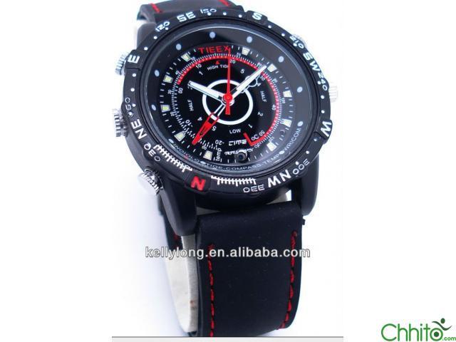 Spy camera watch 4 GB