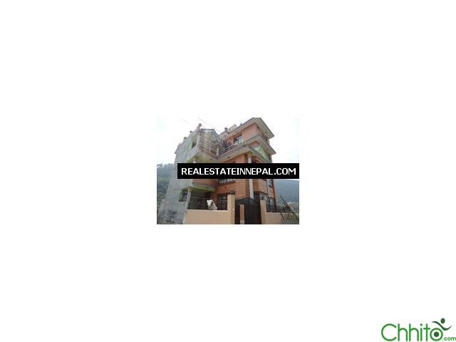 HOUSE ON SALE AT NEPALTAR(REN H 718)