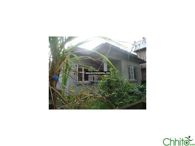 HOUSE ON SALE AT NAYABASTI(REN H 887)