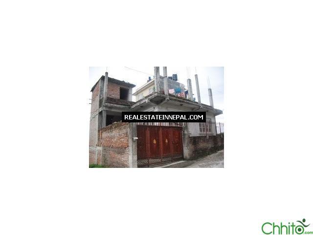 House on sale at   AARUBARI
