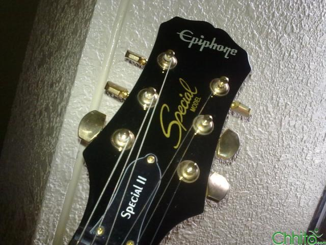 epiphone les paul specail II(limited edition) guitar