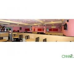 Well Decorated Fast Food & Family Restaurant For Sale
