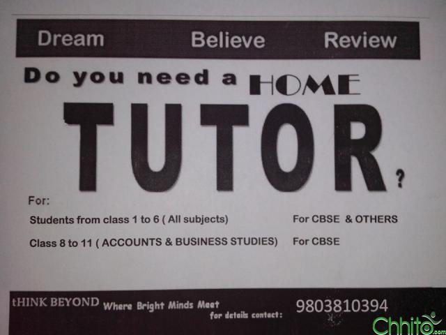 Home tuition in kathmandu