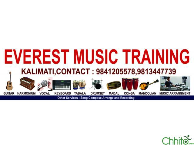 Everest Music Training