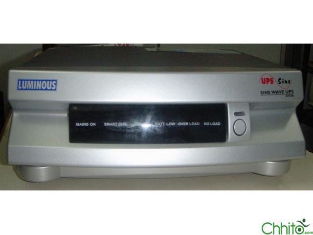 12volt 1500va Luminous Inverter