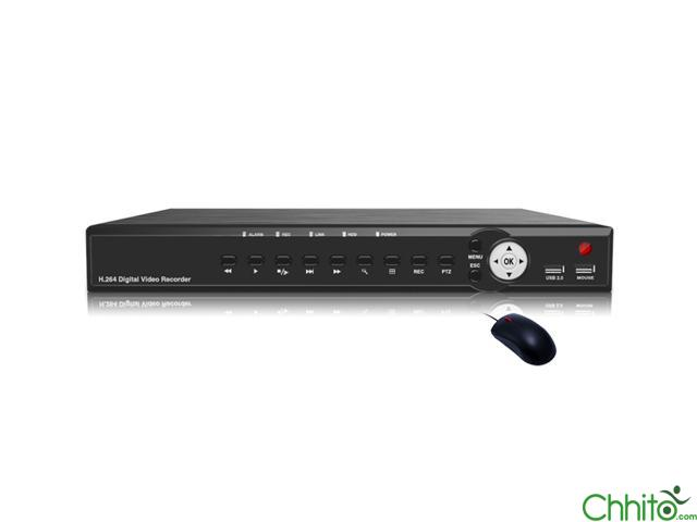 8 Channel Full D1 DVR