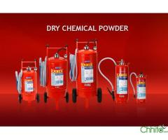 Fire Extinguishers In Nepal & Earth Quake Alarm In Nepal.