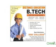 Btech Through Distance Education M.Tech Correspondence
