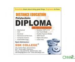 Diploma in Mechanical Engineering Distance Education
