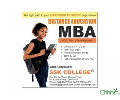 MBA Distance Learning-BBA Distance Education