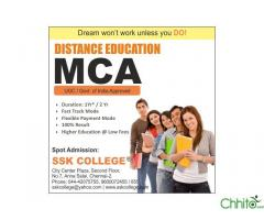 MCA Correspondence & BCA Distance Education