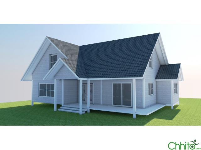 Groovy Make Your Modular Prefabricated Homes And Structures In 3 Home Interior And Landscaping Ologienasavecom