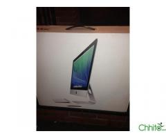 New 2014 iMac 27inch 3.4GHz i5 16GB RAM 3TB OS X + Windows Pro 8/NRs.84,500