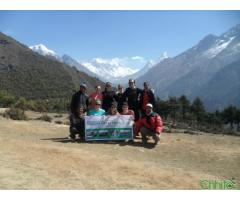 Everest Panorama View Trekking