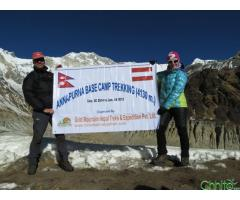 Gold Mountain Nepal Treks & Expedition Pvt Ltd