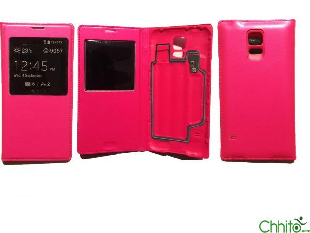 SAmsung S5 ( flip cover)