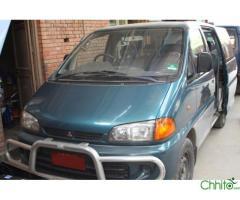 Mitsubishi Space Gear L400 1996