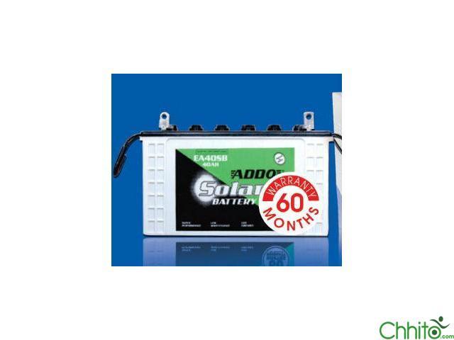 Heavy Discount on Inverter, Battery, Solar
