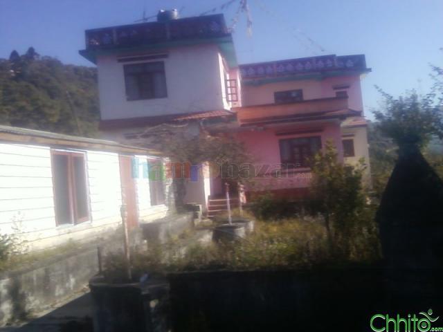 Sankhu  Ma 19 Aana Jagga Sahit Ko Ghar Bikri Ma.