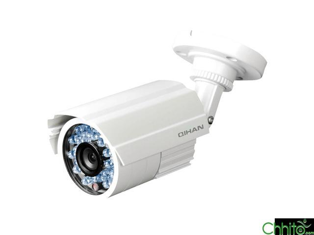 2.1MP Branded Waterproof IR Camera - QIHAN
