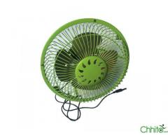 USB Green Fan Medium Size