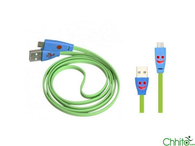 Android Data Cable with Light