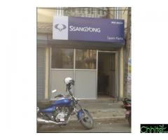 SsangYong- Genuine Spare Parts