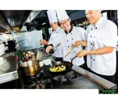 Chefs and cooks recruitment services
