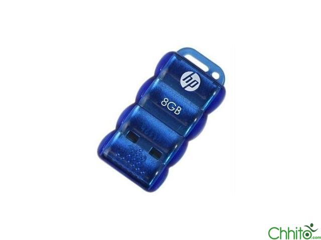 HP Pendrive  8 GB, 6 Month Guarantee, visit www.rojeko.com