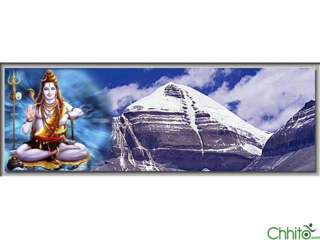 Kailash Mansarovar Yatra INR 6000/-